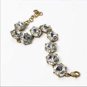 Stella & Dot Amelie Sparkle Gold Bracelet